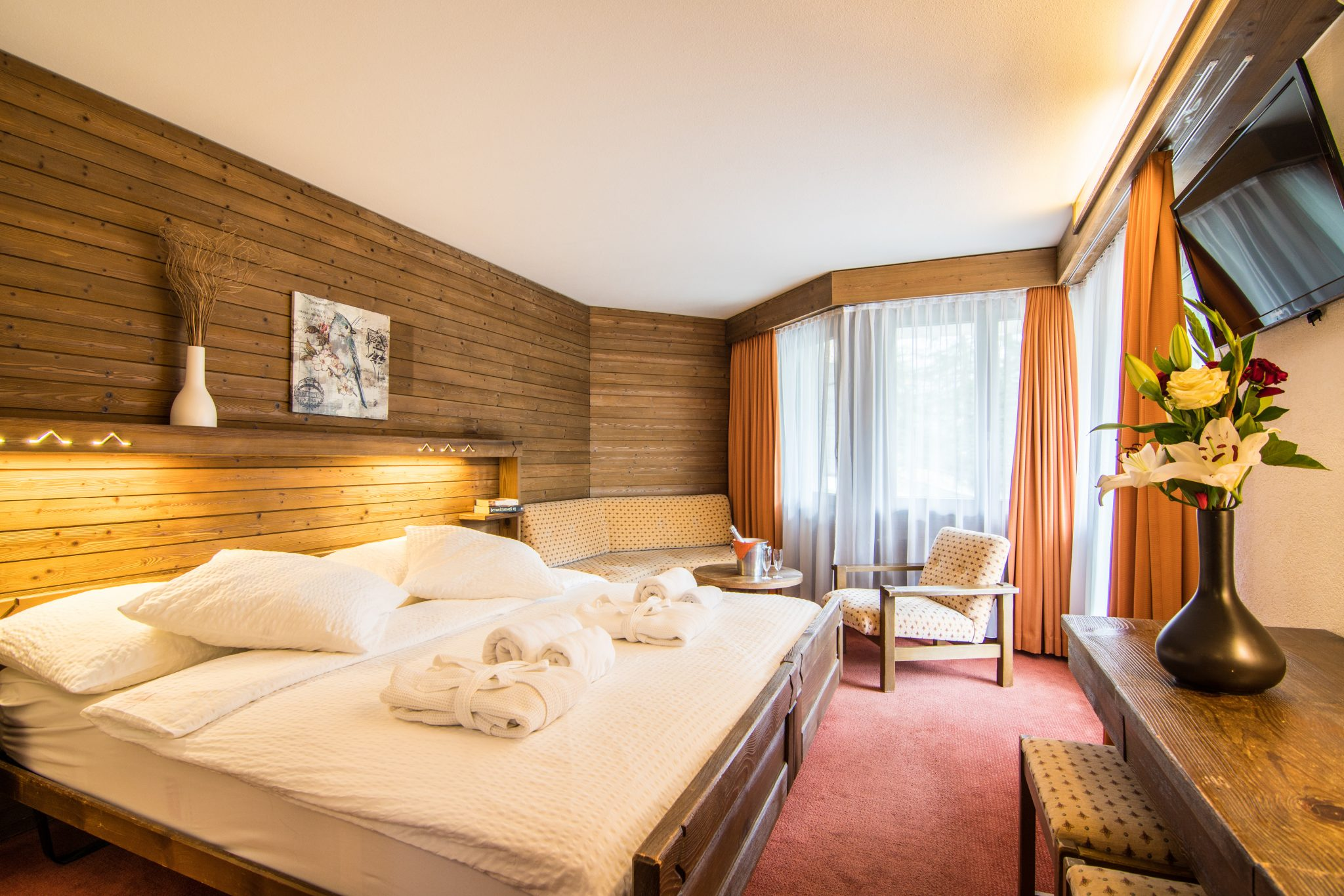 La Collina twin room-07401